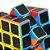 Cubo Mágico 3x3x3 Fangcun Freshman Carbono - Imagem 1