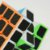 Cubo Mágico 3x3x3 Fangcun Freshman Carbono - Imagem 3