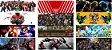 Fliperama Portátil Duplo + 10.000 Jogos - Imagem 9