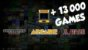 Sistema 13.000 Jogos + 36 VídeoGames (Notebook ou PC) - Imagem 6