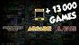 Sistema 13.000 Jogos + 36 VídeoGames (PenDrive para Notebook ou PC 64bits) - Imagem 3