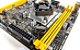 Placa Mãe Biostar A10N-8800E DDR4 + Processador AMD FX-8800P  - Imagem 3