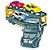 Caminhão Super Cegonha C/ Carrinhos - Homeplay - Imagem 2