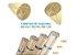 Varetas de Taquara 55 / 60 / 70 / 80 / 90 cm Feixes c/ 100 / 200 / 400 varetas - Imagem 1
