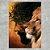 Jesus e leão #2 - Imagem 1