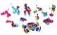 Sacolão Articulando Ideias - 500 peças em plástico - Imagem 2