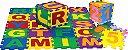 Tapete Alfanumérico em EVA - 36 peças - Imagem 1