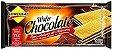 WAFER CHOCOLATE ZERO ACUCAR 115G LOWCUCAR - Imagem 1