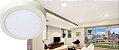 Painel SOBREPOR 18W LED REDONDO Bivolt CRISTALLUX - Imagem 3