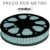 Fita LED BRANCO FRIO 6500K, 14,4w/m CRISTALLUX - Plug & play DIMERIZÁVEL - Tensão de rede - Blindada - PREÇO POR METRO - Kit de ligação vendido separadamente - Imagem 1