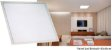 Luminária Painel Slim Embutir 36W LED QUADRADO 40x40 Bivolt CRISTALLUX - Imagem 1