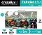 KIT 10 UNIDADES lâmpada Tubular T8 1,20m 18w CRISTALLUX - 2070 lumens  - Imagem 2