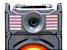 CAIXA AMPLIFICADA FM/USB/SD/AUX/BLUETOOTH C/ 1000W CA3800 LENOXX - BIVOLT - Imagem 3