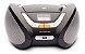 RADIO PORTATIL 5W/RMS CD-USB-FM-ENT.AUX-MP3  DZ-651394 BIVOLT DAZZ  - Imagem 2