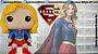 Funko Pop Vinyl Supergirl - Supergirl - Imagem 1