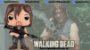 Funko Pop Vinyl Daryl Dixon com a bazuca - The Walking Dead - Imagem 1
