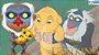 Funko Pop Disney O Rei Leão - Rafiki With Simba - Imagem 1