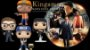 Funko Pop Vinyl Kingsman Services Secrets  - Imagem 1