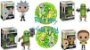 Funko Pop Rick and Morty - Portal  - Imagem 1