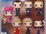 Funko Pop Vinyl Royal Family - Imagem 1