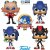 Funko Pop Vinyl Sonic the Hedgehog  - Imagem 1