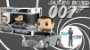 Funko Pop Vinyl Ride James Bond com Aston Martin - Imagem 1