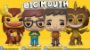 Funko Pop Vinyl Big Mouth  - Imagem 1
