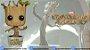 Funko Pop Vinyl Marvel Guardiões da Galáxia - Baby Groot Dançando  - Imagem 1