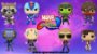 Funko Pop Vinyl Marvel VS Capcom - Imagem 1