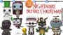 Funko Pop Vinyl Disney - The Nightmare Before Christmas - Imagem 1