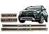Jogo De Soleiras Hyundai Hb20X 2014 A 2020 - Imagem 1