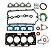 Jogo De Juntas Do Motor Completo Com retentores e Vedadores Chery Cielo 1.6 Tiggo 2.0 - Imagem 1
