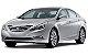 Acabamento Original Da Grade Dianteira Hyundai Sonata 2.4 - Imagem 3