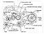 Rolamento Guia Da Correia Dentada Subaru Forester Impreza Xv Wrx Legacy Outback - Imagem 2