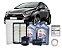 Kit De Filtros Hyundai Hb20 1.0 Flex Com Óleo Shell Sintético 5W30 - Imagem 1