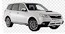 Mangueira De Entrada Do Radiador Original Subaru Forester 2.0 Lx Xs 2.5 Xt Impreza 1.6 2.0 Xv 2.0 45161SC010 - Imagem 4