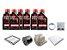 Kit De Filtros Subaru Tribeca Com Óleo Motul 6100 Syn-nergy 5W30 Sintético - Imagem 1