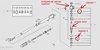 Conjunto De Retentores Superior Da Caixa de Direção Subaru Impreza Forester XT  - Imagem 2