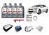 Kit De Filtros Hyundai Elantra 2.0 Com Óleo Shell 5W30 Sintético - Imagem 1