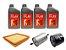 Kit De Filtros Chery QQ 1.1 Com Óleo Selenia 15W40 Semi-Sintético - Imagem 1