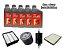 Kit De Filtros Chery Tiggo 2.0 Com Óleo Selenia 15W40 Semi-Sintético - Imagem 1