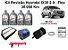 Kit Revisão Hyundai Ix35 2.0 Flex 30 Mil Km - Imagem 1