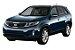 Par De Buchas Estabilizadora Suspensão Traseira Hyundai santa Fé Vera Cruz Kia Sorento - Imagem 4