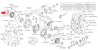 RETENTOR DIFERENCIAL ORIGINAL SUBARU FORESTER 2.0, IMPREZA 2.0 - 806735300 - Imagem 2