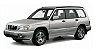 Bucha Da Suspensão Dianteira Com Suporte De Alumínio Subaru Forester Outback Lado Esquerdo - Imagem 3