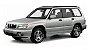 Par De Buchas Bandeja Suspensão Dianteira Subaru Forester Impreza Legacy Outback - Imagem 4