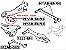 Kit Buchas Da Suspensão Traseira Com Bieletas Hyundai Ix35 2.0 Kia Sportage 2.0 - Imagem 2