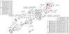 RETENTOR DO CARDAN ORIGINAL SUBARU FORESTER 2.0, IMPREZA 1.8 2.0, LEGACY 2.0 2.2, OUTBACK 2.5 - 806735210 - Imagem 2