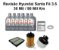 Kit Revisão Hyundai Santa Fé 3.5 30 Ou 90 Mil Km - Imagem 1