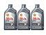 Kit Com 03 Litros De Óleo Shell 5w30 Sintético Para Hyundai Hb20 1.0 Kia Picanto 1.0 - Imagem 1